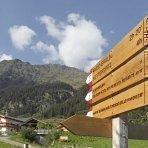 Sudtirol, Ridnaun, Ratschings, Veiterhof, Familie Albin Klotz, Ferien auf dem Bauernhof, Roter Hahn, Wanderwege in hofnaehe,