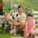 Kinderferien am Bauernhof - Tiere
