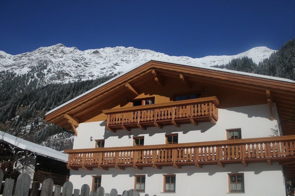 Winterurlaub in  Ridnaun/ Ratschings – Südtirol